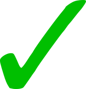 transparent-green-checkmark-hi
